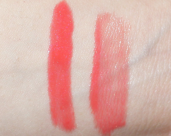 revlon papaya swatch