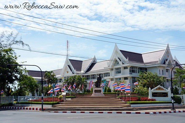 Singora Tram Tour - songkhla thailand