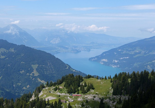 Schynige Platte Bahn, Switzerland