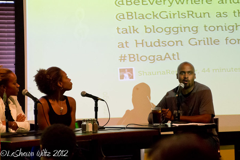 Blogalicious ATL: Black girls run