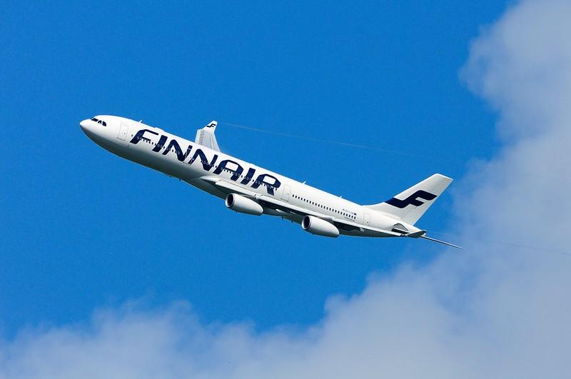 Fin Air Airbus340-300