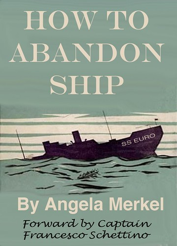 HOW TO ABANDON SHIP by Colonel Flick