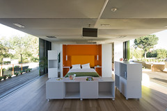 <p>Ekihouse / Solar Decathlon Europe 2012 / I+D+Art</p>