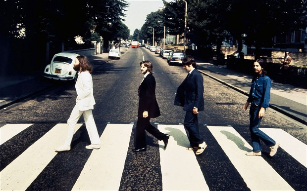 beatles- The Beatles - Abbey Road 2