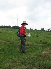 Collecting soil moisture data