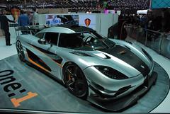 race car, automobile, vehicle, performance car, automotive design, auto show, koenigsegg cc8s, land vehicle, luxury vehicle, supercar, sports car,
