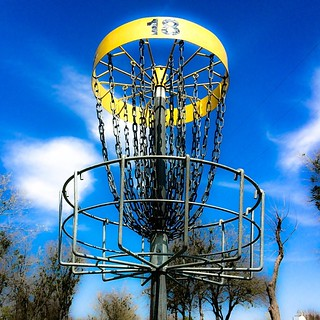 A Beautiful Day for Disc Golf yesterday at Steeple Chase Disc Golf Course in Kyle, TX! #DiscGolf #DiscLife