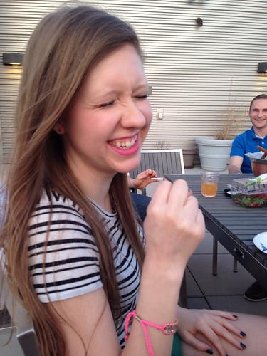 Chinatown picnic BBQ