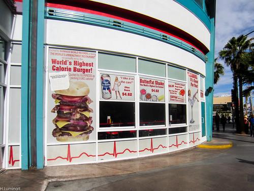 Heart Attack Grill - Las Vegas