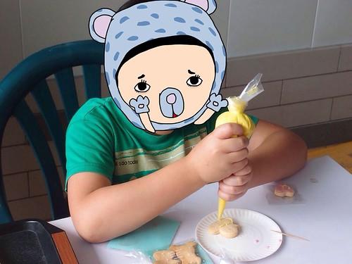 彩繪餅乾活動分享16