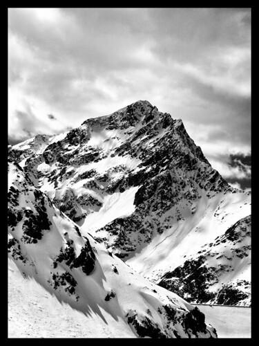 travel bw alps travelling austria blackwhite europe olympus nik tyrol innsbruck omd kühtai austrianalps em5 1260mm zuiko1260mm össtereich silverefexpro2 olympusomdem5