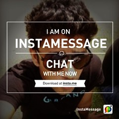 Hizaa! There is a REAL messaging app for #instagramers! Go to @instamessage_app download and chat with me now! #instamessage @giorhudson,@sachindraperera,@rixbix,@christine_devo