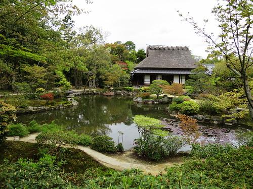 Isuen Garden - jardin de devant
