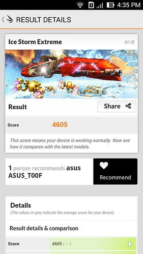 Hiệu năng của ASUS Zenfone 5 RAM 2GB - 21238
