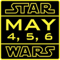 May the 4th is the Start of Star Wars Days