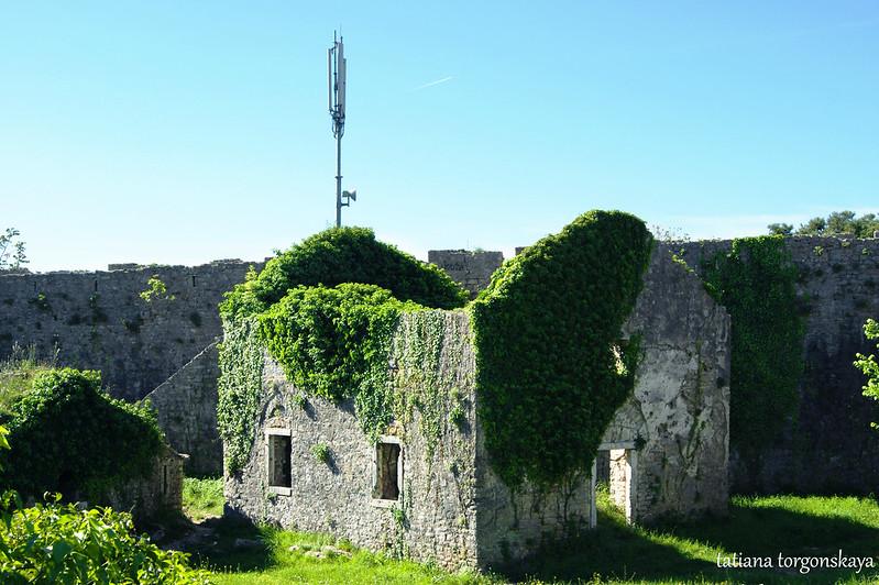 Здание офицерской казармы