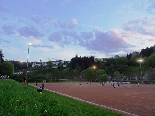 Sportgemeinschaft Hellenthal/ Hollerath/ Reifferscheid 4:1 SpVg Nöthen-Pesch-Harzheim