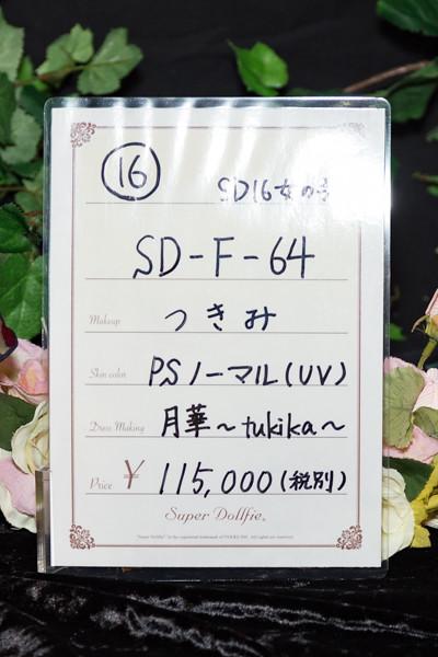 ドルパ35 ワンオフ SD-F-64