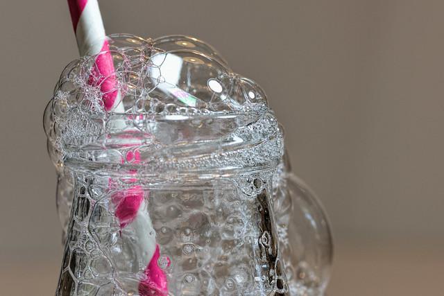 The Bubbles in a Bottle (HMM)
