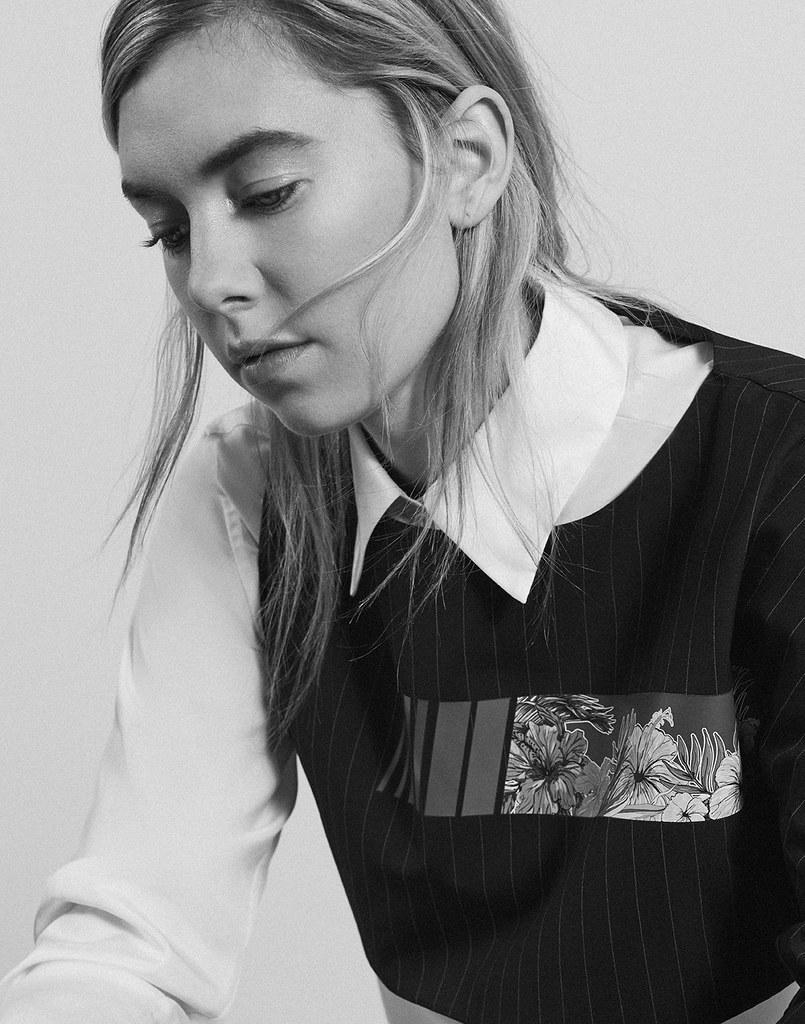Ванесса Кирби — Фотосессия для «Interview» 2016 – 4