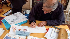 Michel dessinateur - Photo of Melun
