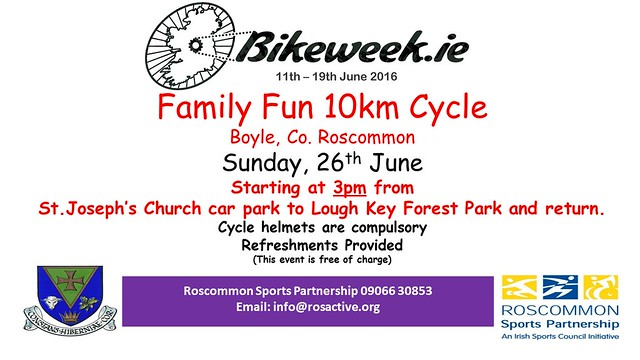 bike week 26th June 2016