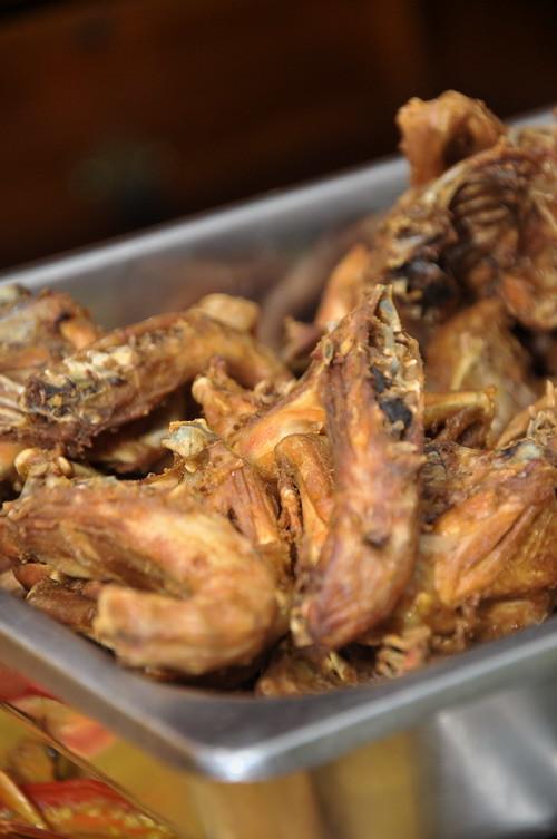 Hassan Goreng ayam kampong