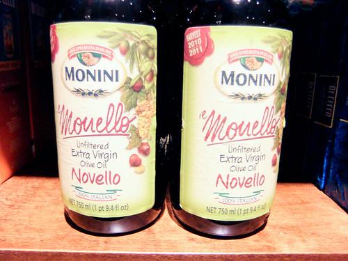 Monini Olive Oil, Gastronomie 491