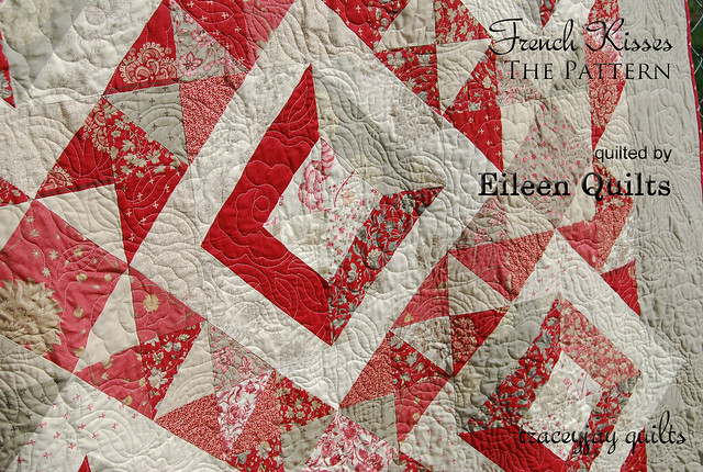French Kisses quilting