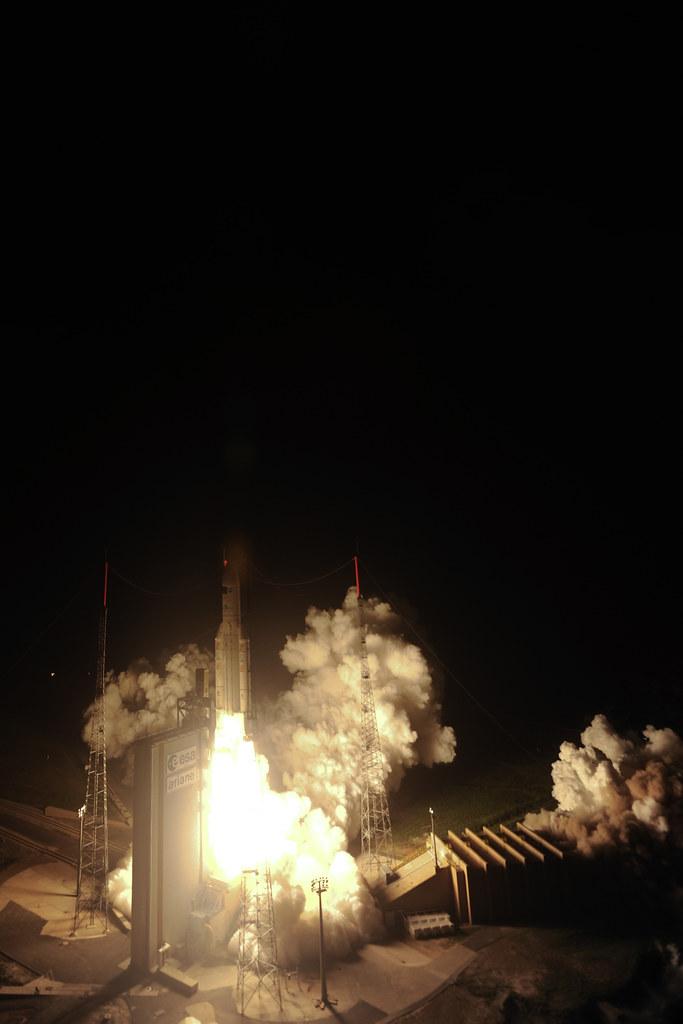Ariane 5 V205 [ATV-3]: Lancement - Page 2 6862244596_99f28da310_b