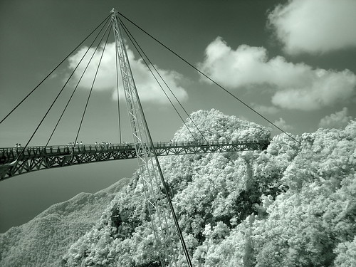 Langkawi Sky Bridge by Jepster