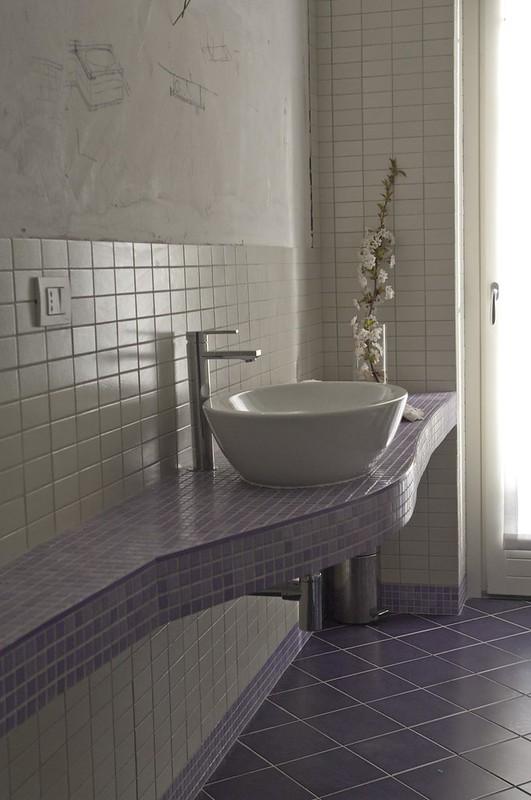 Mammeonline leggi argomento bagno in muratura idee for Piani del bagno seminterrato
