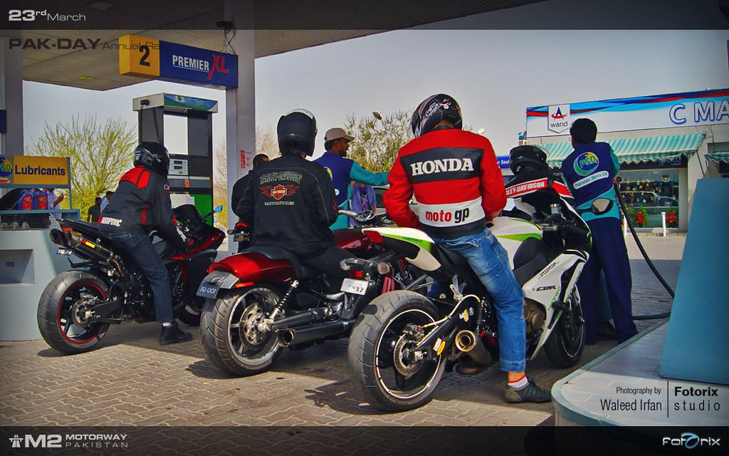 Fotorix Waleed - 23rd March 2012 BikerBoyz Gathering on M2 Motorway with Protocol - 6871332780 bd1bc75863 b