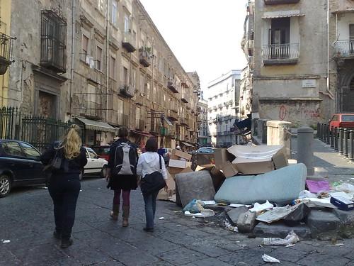 Il primo impatto con Napoli by durishti