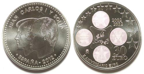 30 Euros 2011