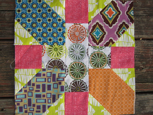 March do.Good Stitches Block 1