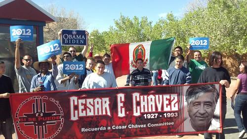 César Chávez Celebration