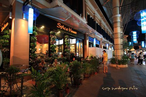 Suasana Jungceylon Mall, Phuket
