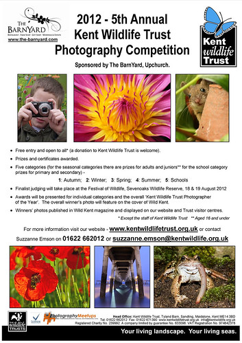 Photography Competition by Kent Wildlife Trust