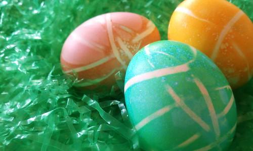 Rubberband Eggs