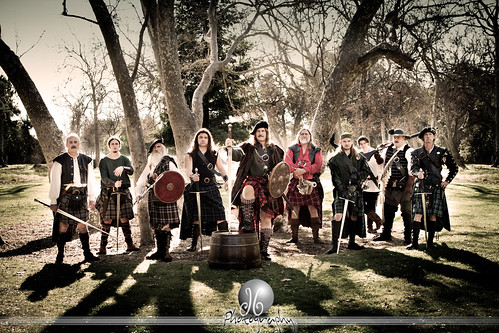 Highlander Warriors 2012