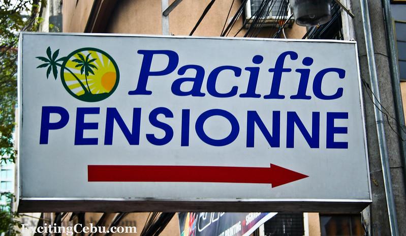 Pacific Pensionne