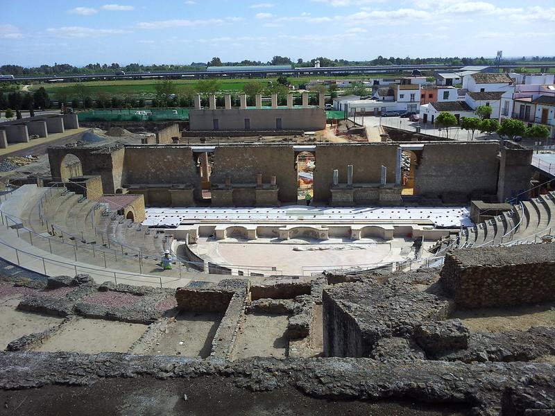Teatro Romano de Cartagena II - Página 6 6927508710_4d1d7d4870_c