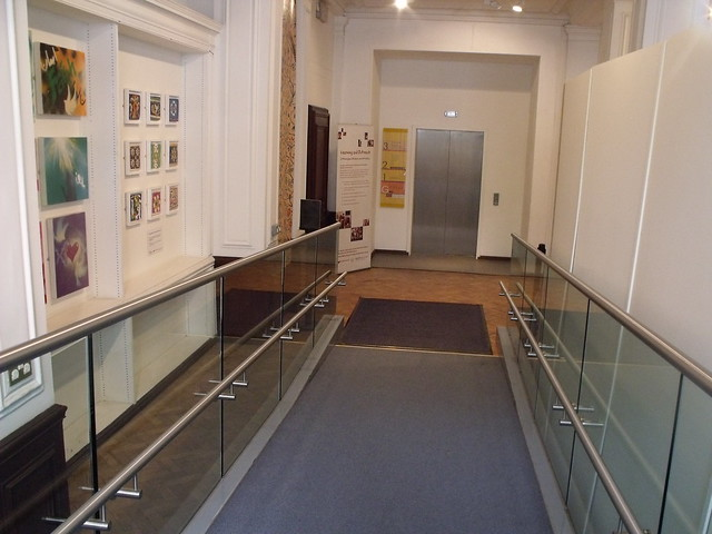 Birmingham museum art gallery learning zone ramp for Home zone wallpaper birmingham