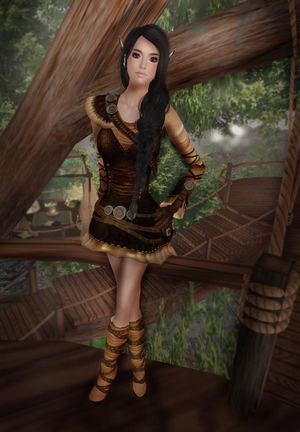 Fantasy Faire 2012 - Elvenbreath - Ulabeth
