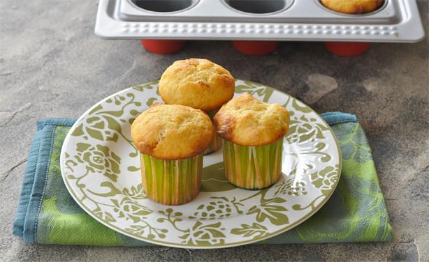 Apricot-White Chocolate Muffins