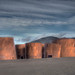 <p>My favourite image from Deception Island... depicting the decaying remains of the whale oil containers.</p>