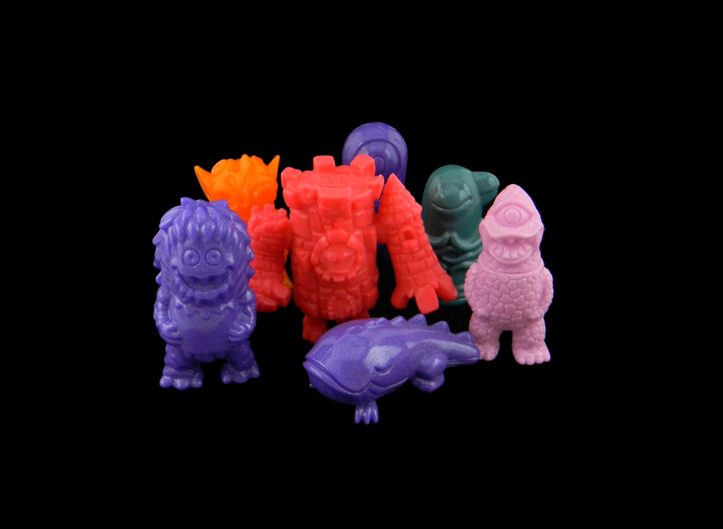 Micro Kaiju and OMFG!