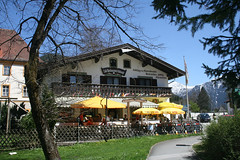 Café Edelweiß - Ettal