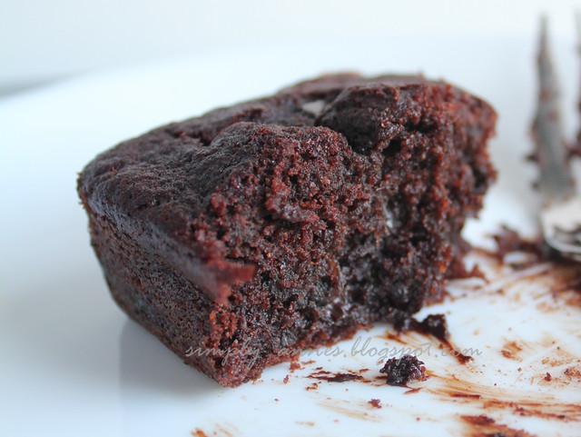 Zucchini and Beetroot Chocolate Cake 020